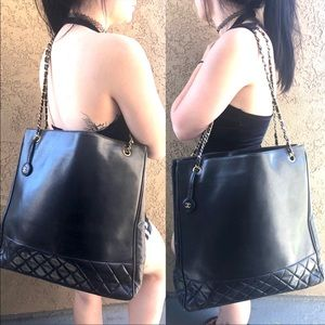 💋XXXL💋 Chanel tote bag